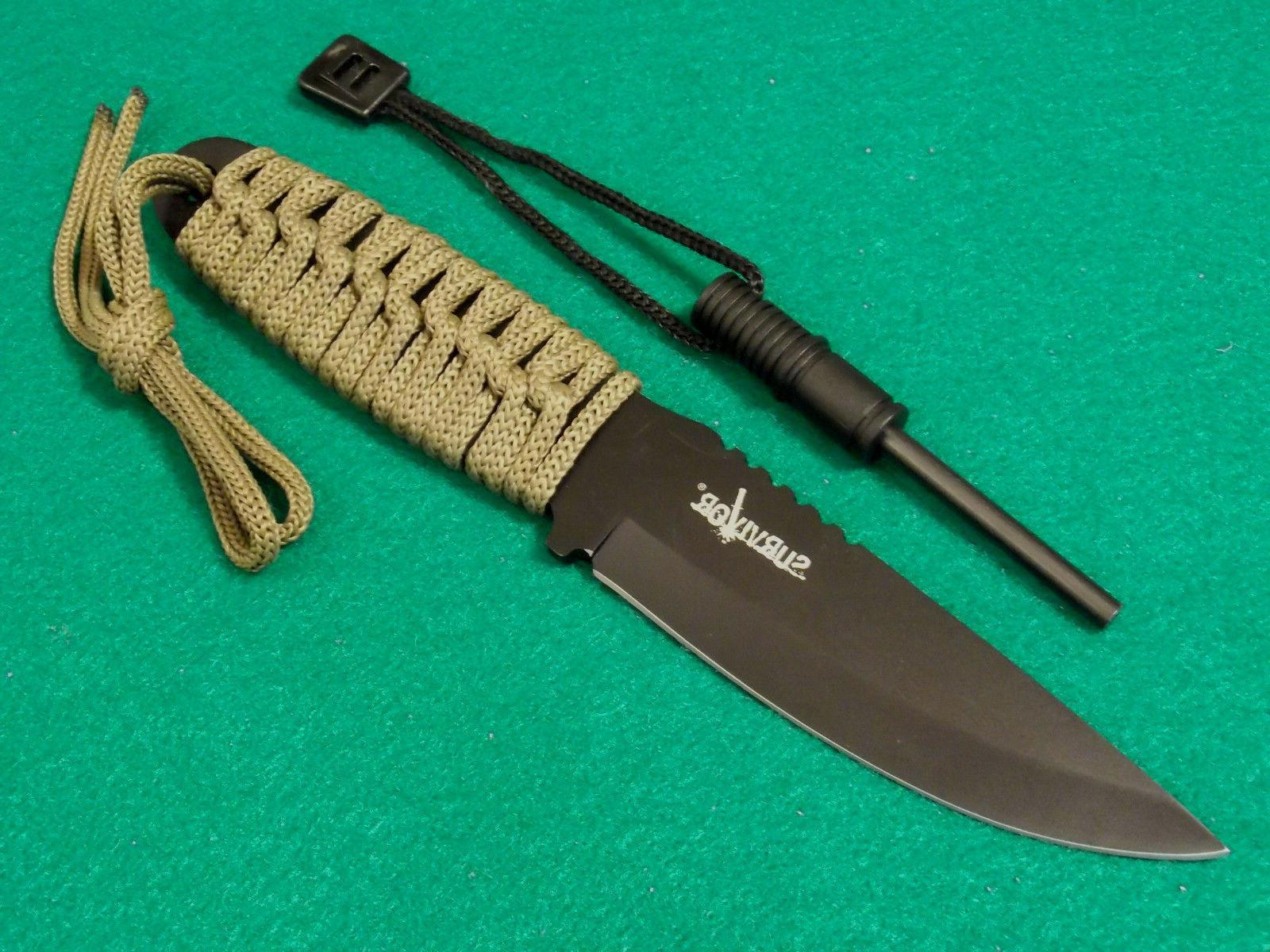 hk 106t fixed knife