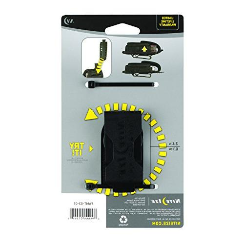 Nite Ize Tool Holster and Conveniently Stores Every Size