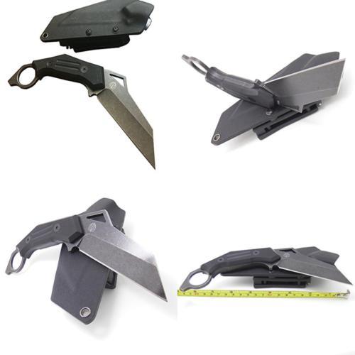 MASALONG Hunting Tools Claw Tactical Knives Personal Defense