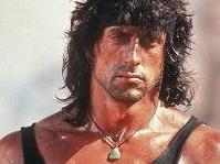 Jims Wall Mart Special Rambo Sylvester Stallone Signature Edition