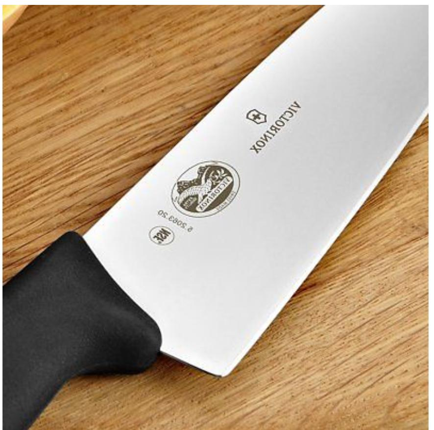 Victorinox knives Inch Fibrox Chef's choice sharp
