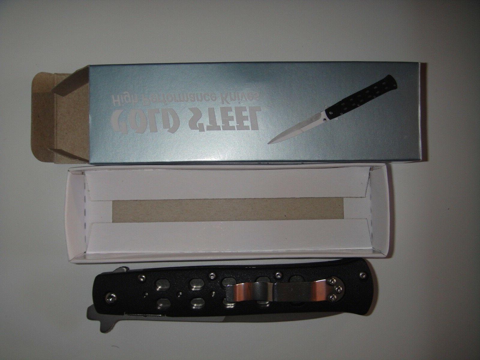 Cold Knife Ti-Lite Zytel Folding Pocket Tactical