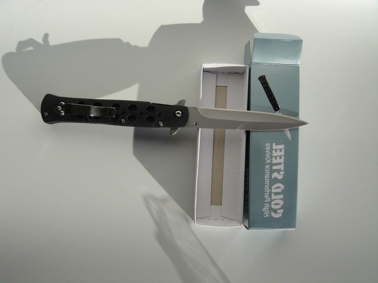 Cold Knife Ti-Lite Zytel Handle Folding Pocket Tactical
