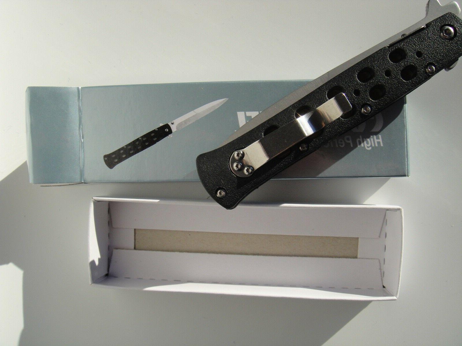 Cold Knife Ti-Lite Zytel Handle Folding Pocket