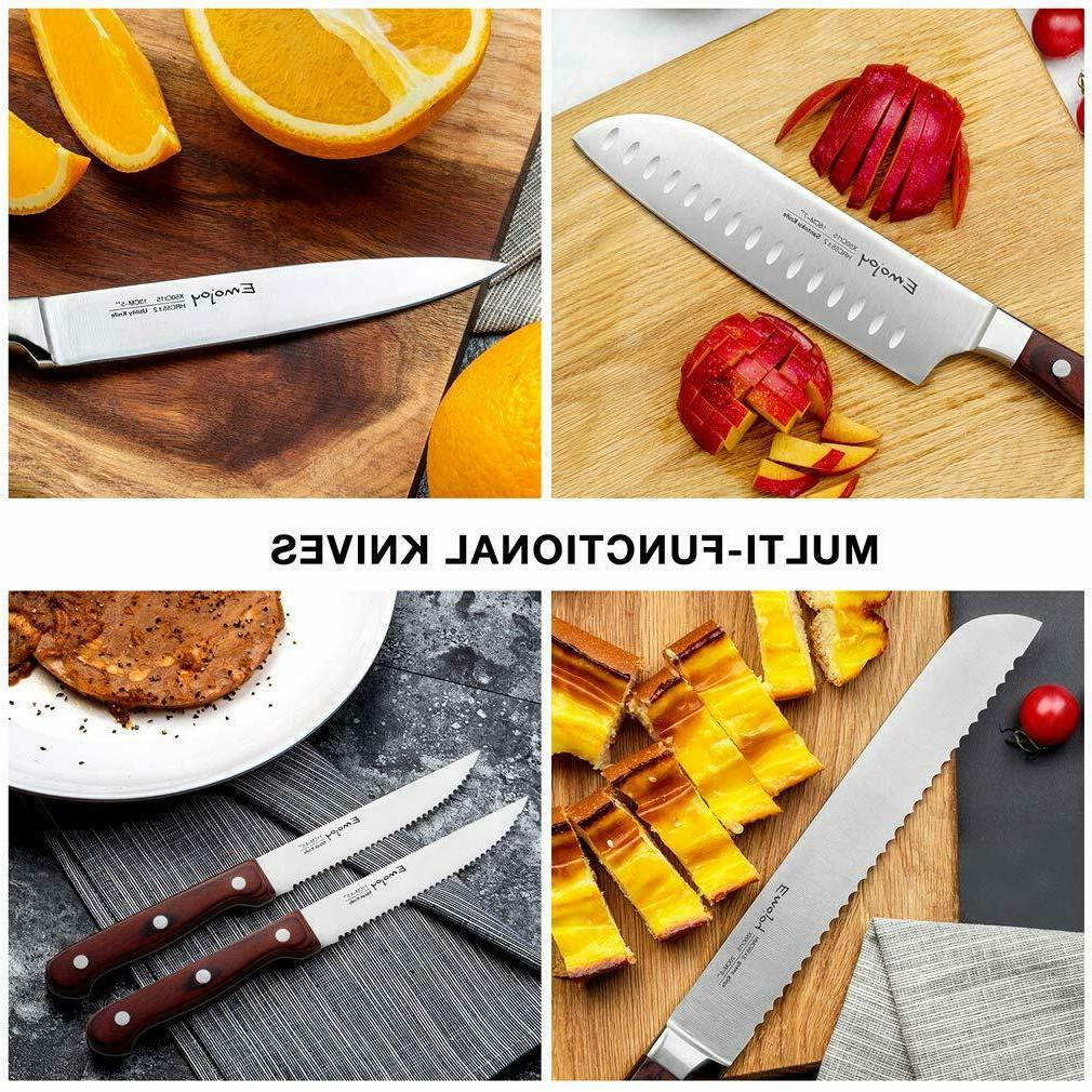 Knife Knife with Wooden German
