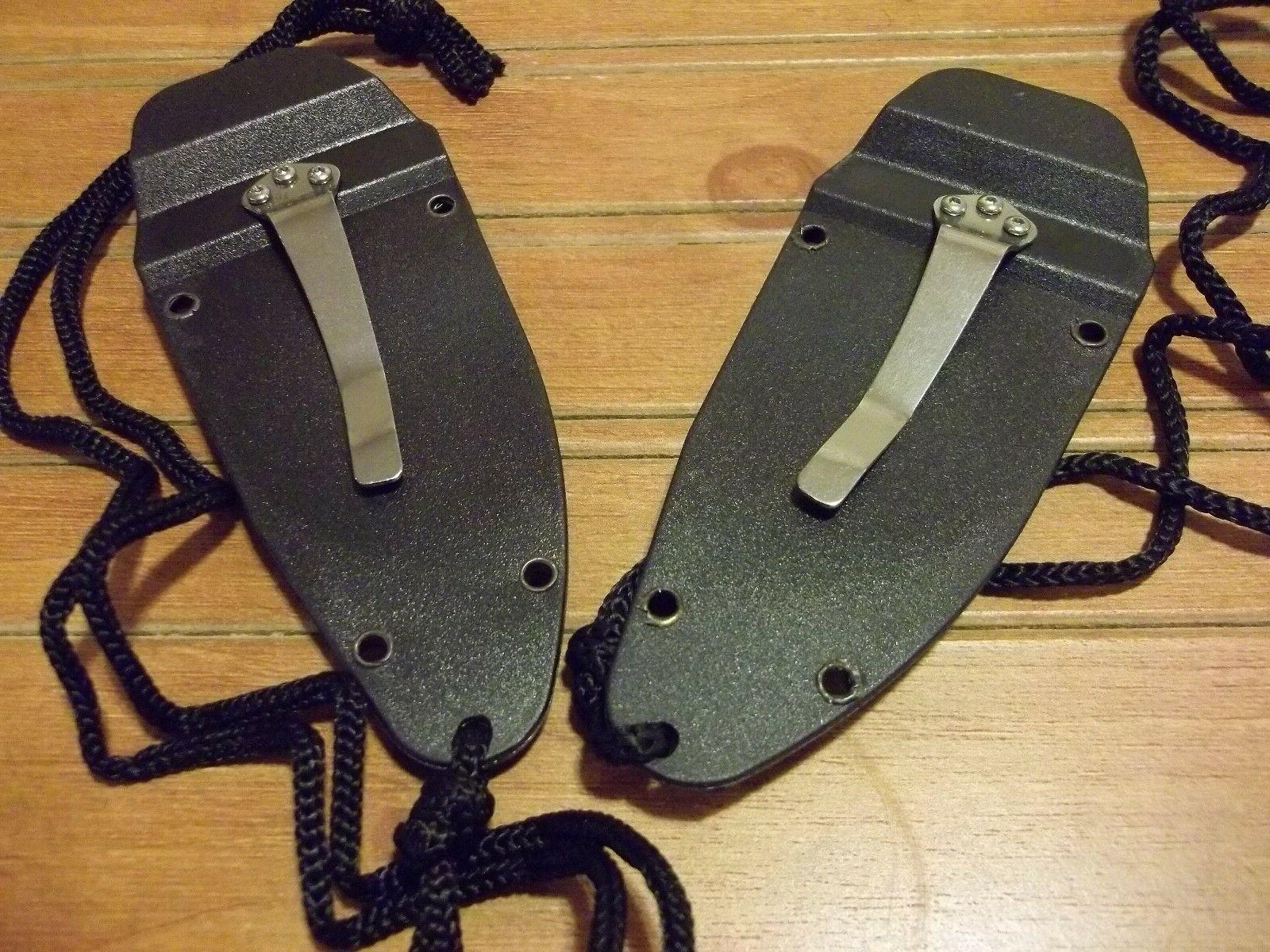 Lot of 2 Tactical Self Knives USA