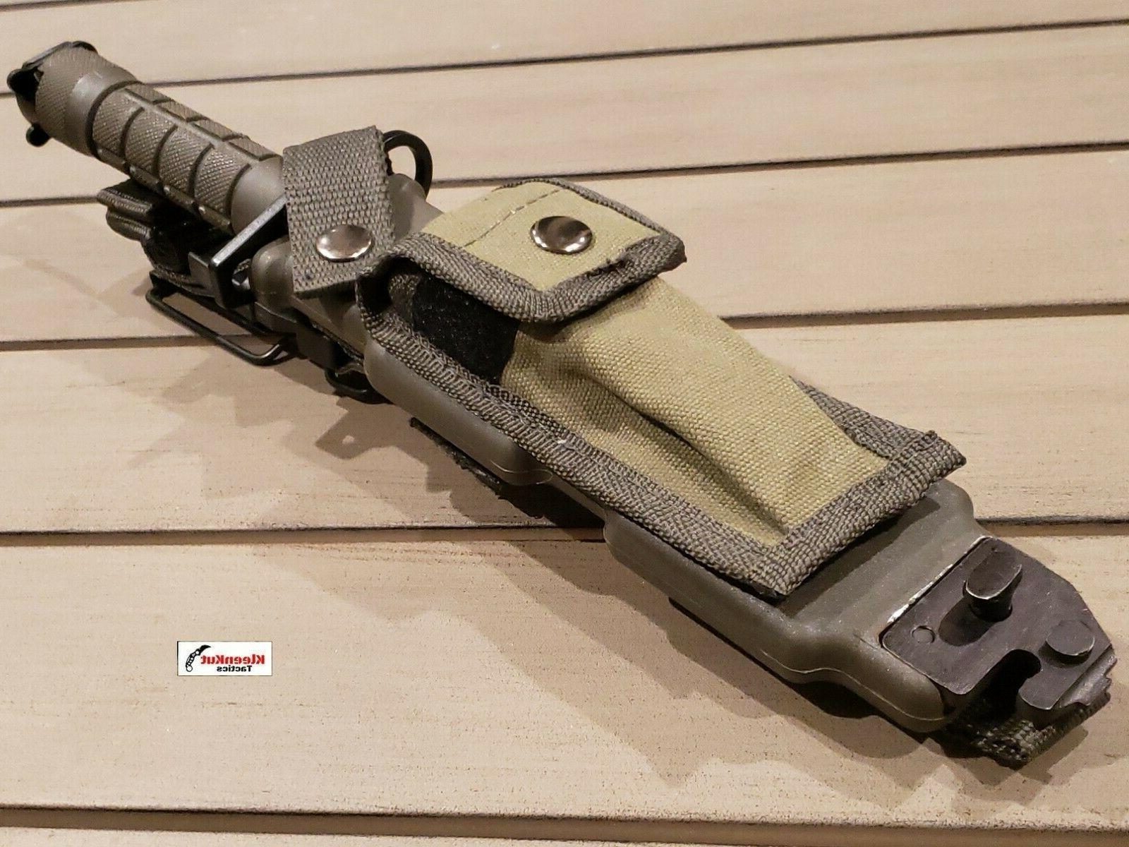 M9 Bayonet Tactical Survival Knife Sheath