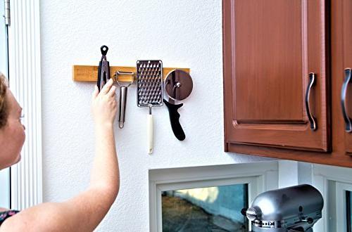 Green Direct Magnetic Holder, Use as Wood Storage Tool Holder, Supply Organizer & Organizer