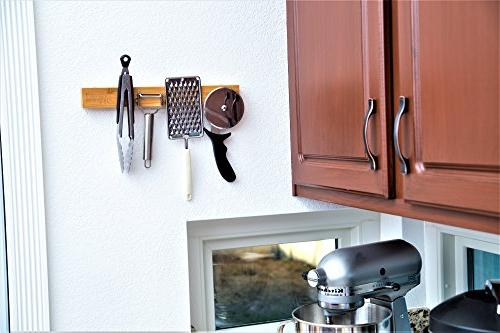 Green 16 Magnetic as A Knife Storage Bar, Tool Holder,