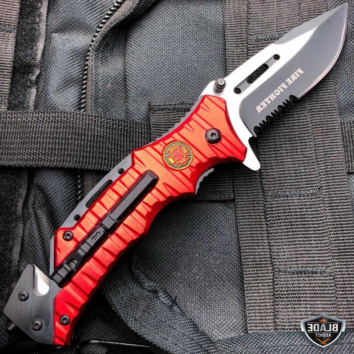 Military Open Pocket Knife