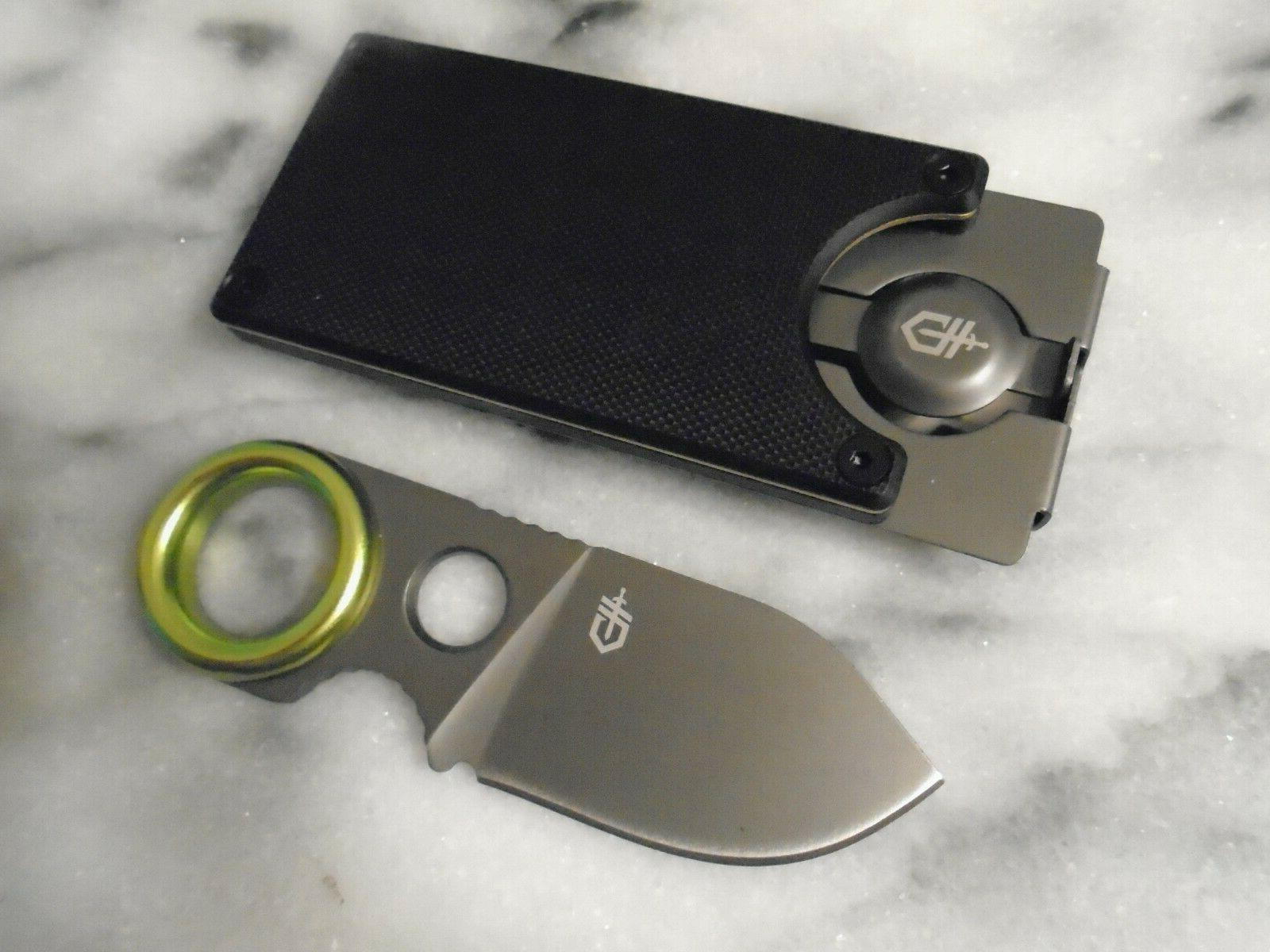 Gerber Clip Fixed Blade Full Tang OA