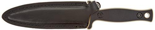 MTech USA Fixed Knife, Two-Tone Handle, 9-Inch Overall