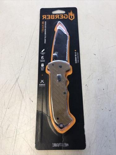 NEW Gerber Pocket Blade Assisted New