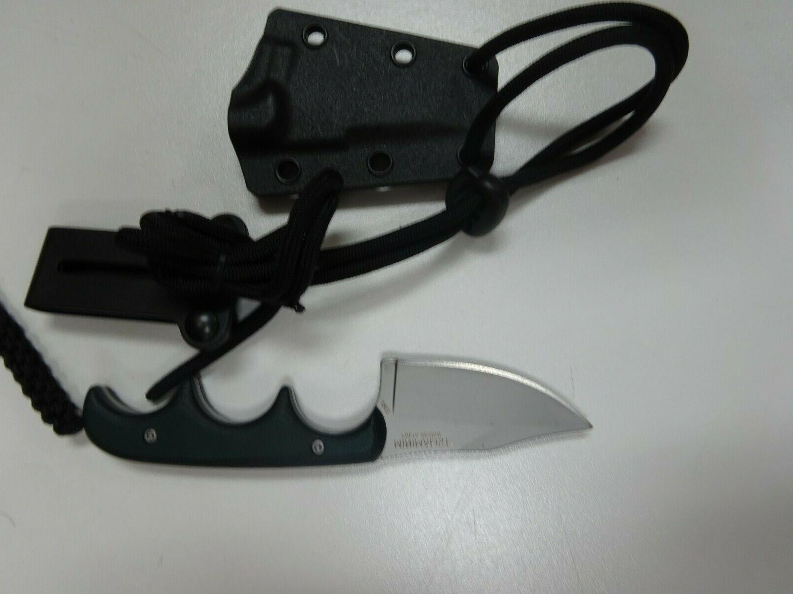 new Fixed Blade with sheath 2387 Blade