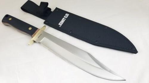 """Schrade 15.5"""" Tang Blade P1085938"""