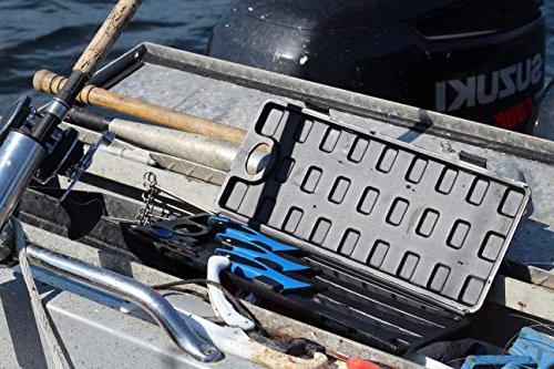 Outdoor Pak, RFP-6, 3 Fillet Knife Set Fillet Knives with Knife Sharpener and Hard Sided