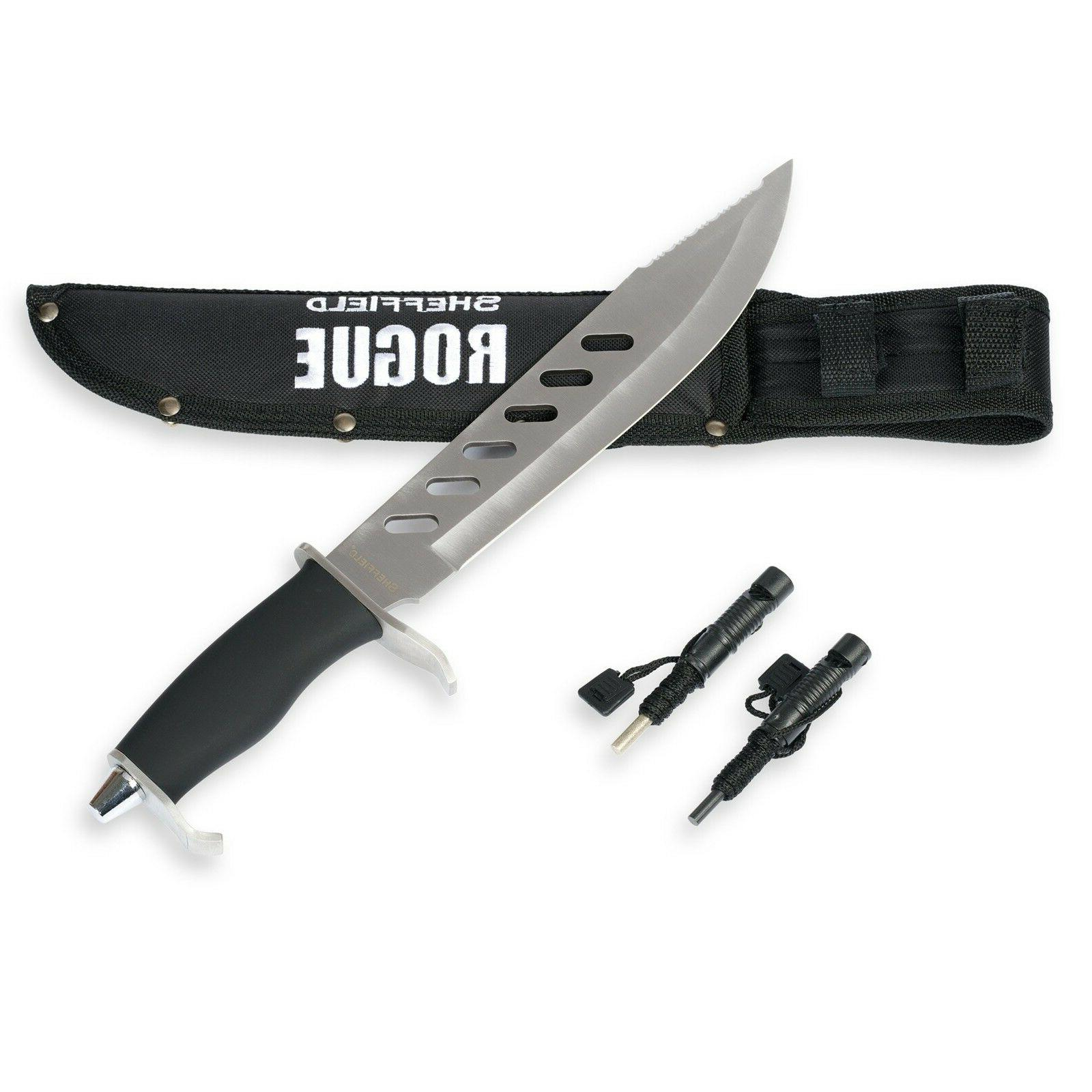 rogue fixed blade hunting knife