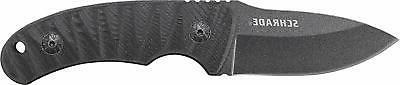 schf57 tang fixed blade knife