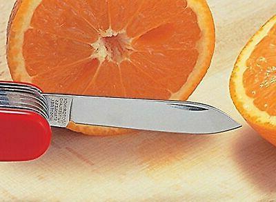 Victorinox Swiss Huntsman Pocket Knife Red