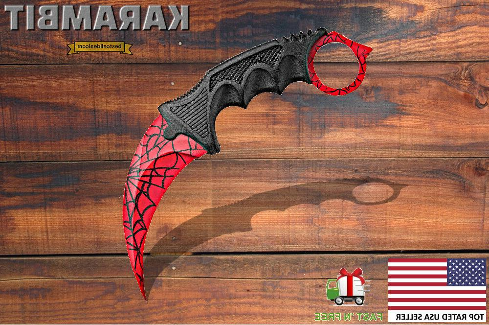 Tactical Combat Fixed Blade Hunting