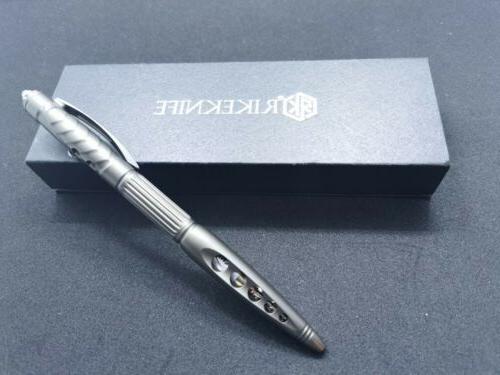 tr03 dark gray tc4 titanium pen germany