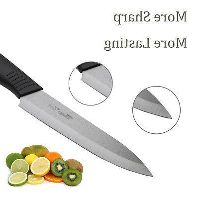 """5 Kitchen Knife Chef 5"""" +"""