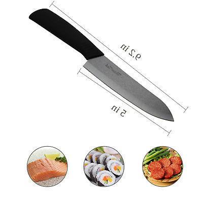"""Kitchen Ceramic Chef Cutlery 3"""" 5"""""""