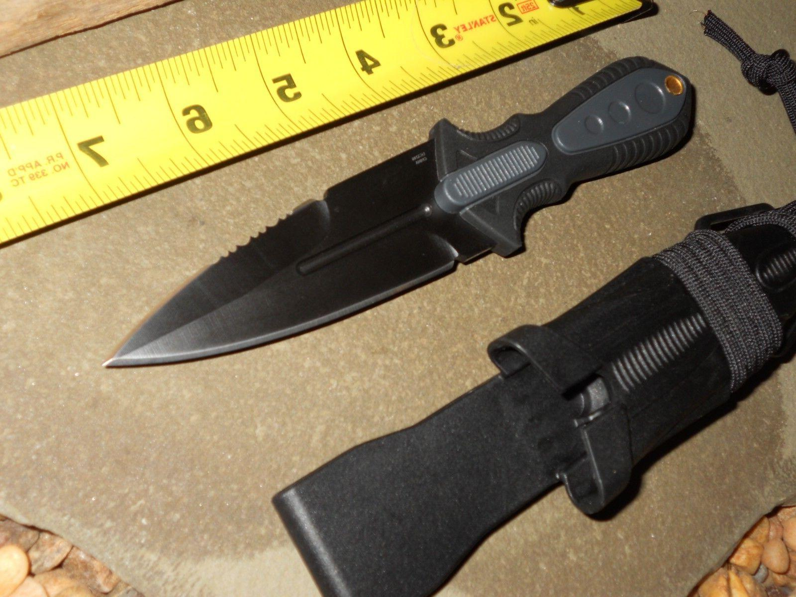 United Cutler/Belt/Boot/Neck/Knife/Bowie/Concealable/Kydex/Full tang/Survival