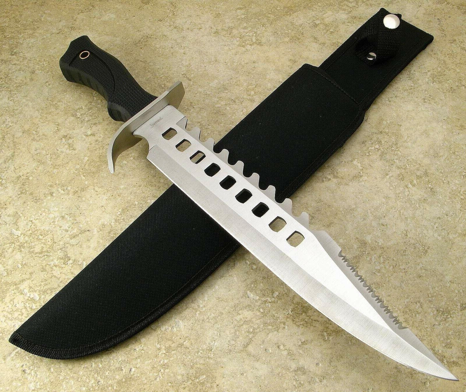 wicked fantasy bowie knife