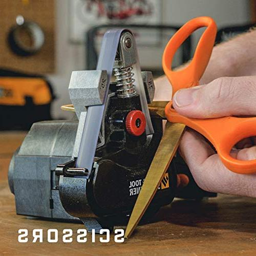Work Sharp Knife Tool Sharpener sharpening flexible consistent Frustration-Free