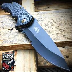 "8.25"" MASTER USA TACTICAL FOLDING SPRING ASSISTED KNIFE Blad"
