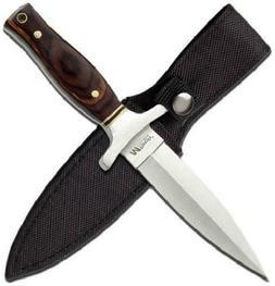 MTECH USA MT-20-03 Fixed Blade Knife, Titanium Double Edge B