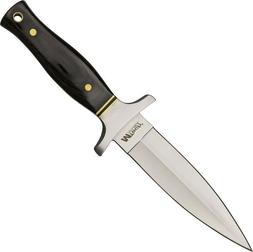 MTECH USA MT-20-03 Fixed Blade Knife, Titanium Double Edge B