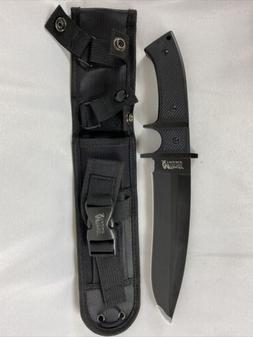 MTech USA Extreme Tactical Military Rescue Knife
