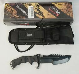 MTech USA Xtreme Tactical Fixed Blade Knife MX-8054