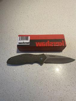 NEW Kershaw 1830 OSO Sweet SpeedSafe Folding Pocket Knife