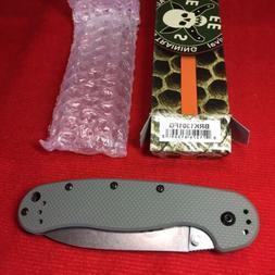 New Esse Avispa BRK1301FG Framelock Folding Pocket Knife EDC