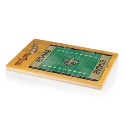 NFL New Orleans Saints 3-Piece Icon Cheese Set