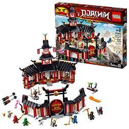 LEGO Ninjago Legacy Monastery of Spinjitzu 70670 Building Ki