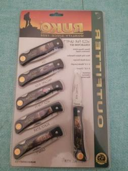 Ruko Outfitter Wild For Game Collector Knife Set