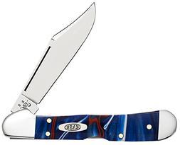 Case Patriot Kirinite Mini Copperlock Pocket Knife