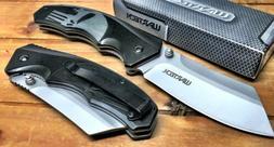 """Wartech 8"""" Pocket Knife Spring Assisted Asst Punisher Kniv"""