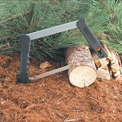 Outdoor Edge Cutlery Corp PS-100 Pack Saw - Wood Metal & Bon