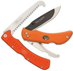 Outdoor Edge ROC-30 Razor-Pro Knife and Saw Combo -- Blaze O