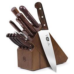 Victorinox Rosewood 12-piece Knife Block Set