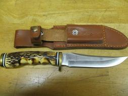 RUKO RUKO080 Fixed Blade Hunting Knife