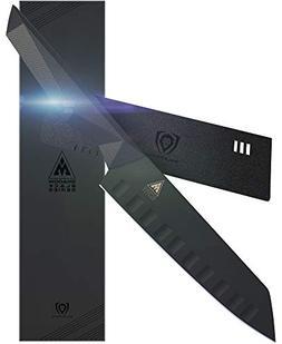 Dalstrong Santoku Knife - Shadow Black Series - Black Titani