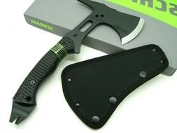 Schrade SCAXE5 12.8in Full Tang Tactical Hatchet with 3.1in