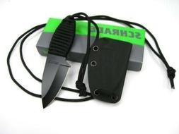 sch406n tang fixed blade neck