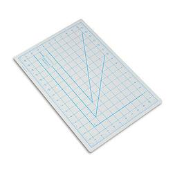 "** Self-Healing Cutting Mat, Nonslip Bottom, 1"" Grid, 12 x 1"